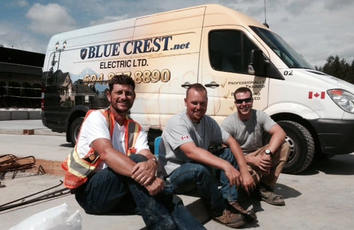 Commercial Electrician - Blue Crest Electric