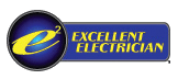 Excellent Electrician Logo