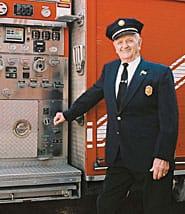 Fire Dpt Captain