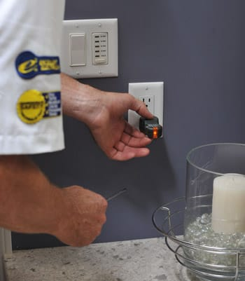 Electrical Outlet Testing