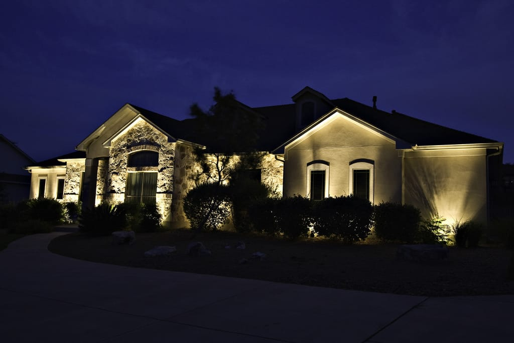 Exterior Lights - Blue Crest Electric