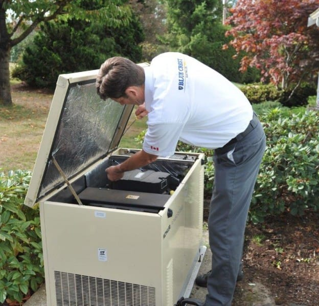Standby Generator - Blue Crest Electric