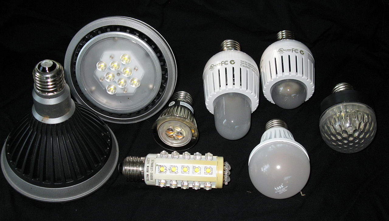 LED Bulbs - Blue Crest Electric