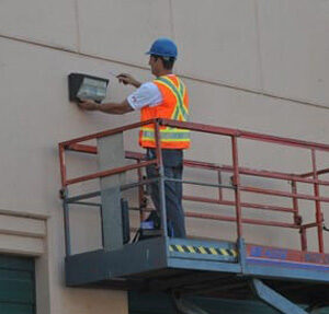 Commercial electrical contractors in Mission